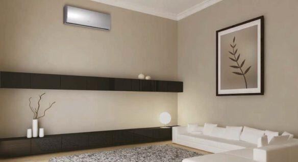 klimatyzacja ścienna w mieszkaniu 1