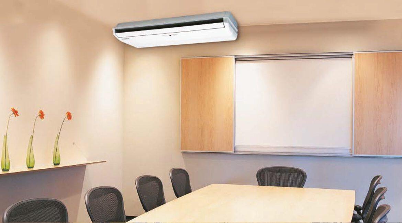 klimatyzacja ścienna w mieszkaniu 10