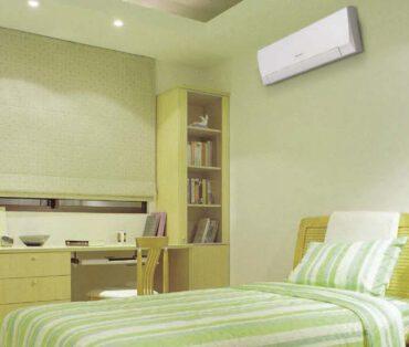 klimatyzacja ścienna w mieszkaniu 5