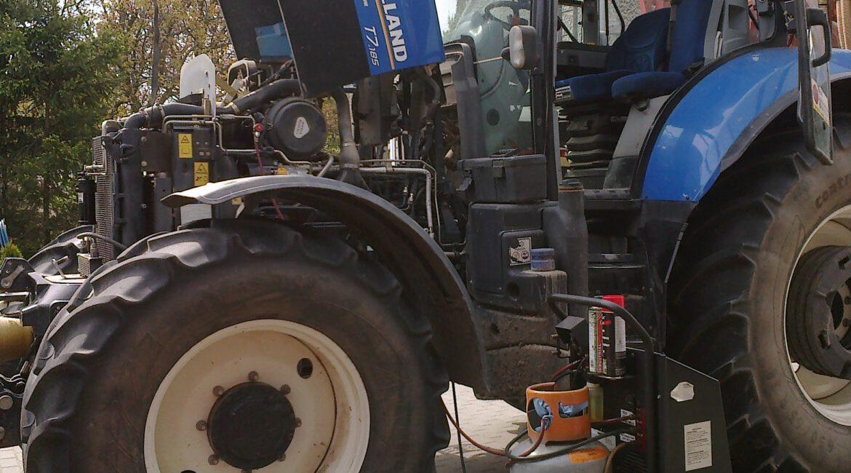 naprawa klimatyzacji w sprzęcie rolniczym 1