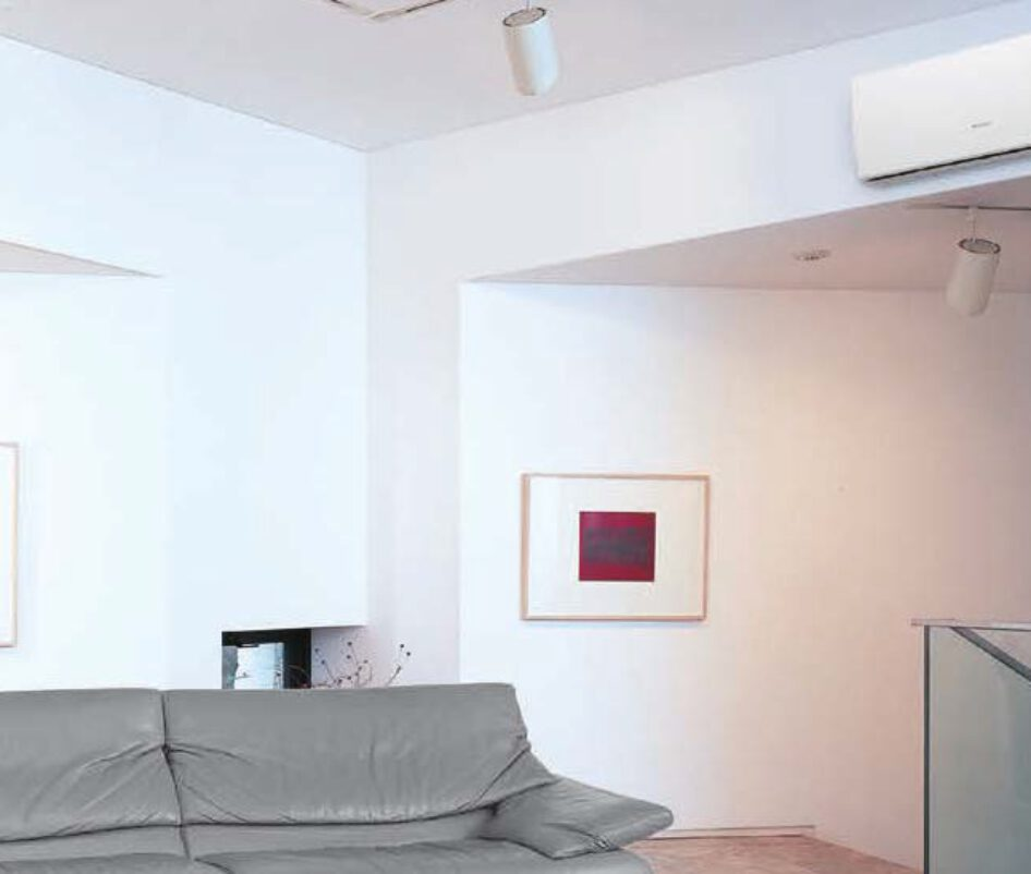 klimatyzacja ścienna w mieszkaniu 2