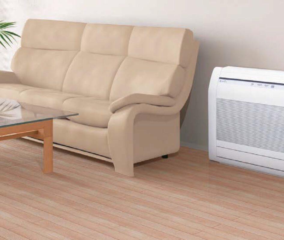 klimatyzacja ścienna w mieszkaniu 6