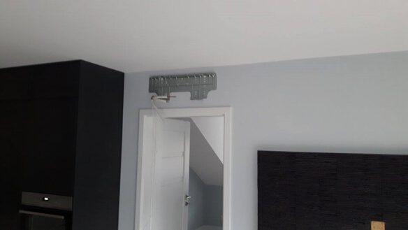 montaż klimatyzatora ściennego 1