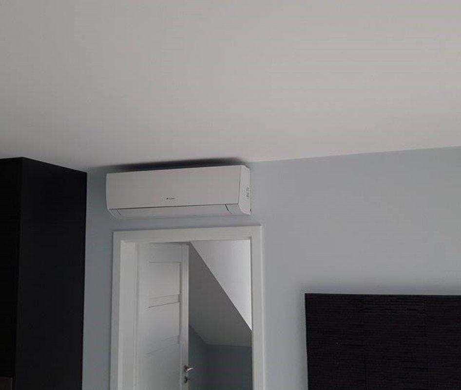 montaż klimatyzatora ściennego 3