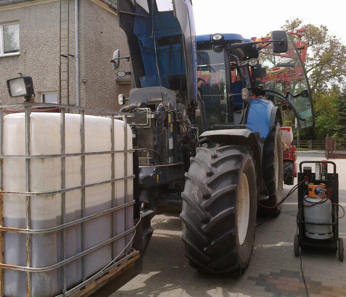 naprawa klimatyzacji w sprzęcie rolniczym 2