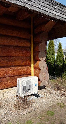 montaż klimatyzacji kasetonowej 3